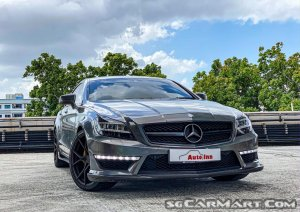 Mercedes-Benz CLS-Class CLS350 AMG Sunroof