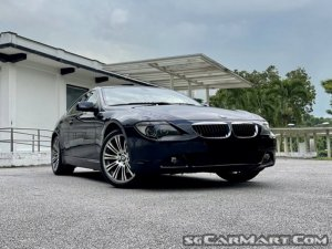 BMW 6 Series 630Ci (COE till 08/2025)