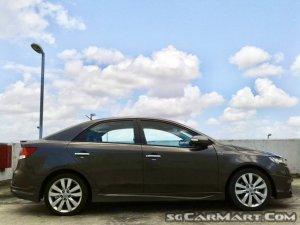 Kia Cerato Forte 1.6A SX (COE till 02/2025)