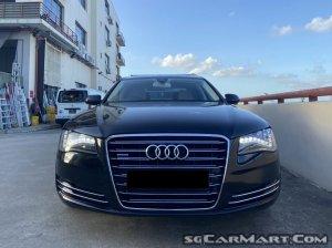 Audi A8L 4.2A FSI Quattro