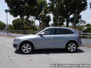 Audi Q5 2.0A TFSI Quattro (COE till 03/2030)