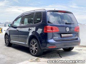 Volkswagen Touran Diesel 1.6A TDI Comfort Sunroof (OPC)