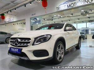 Mercedes-Benz GLA-Class GLA200 AMG Line