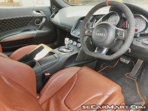 Audi R8 4.2A FSI Quattro R-tronic (COE till 10/2027)