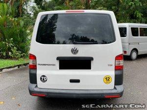 Volkswagen Transporter 2.0A