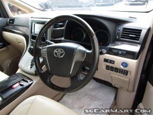 Toyota Alphard Hybrid 2.4A G Edition