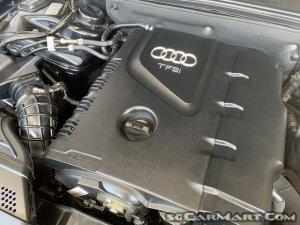 Audi A4 2.0A TFSI Quattro S-tronic (New 10-yr COE)