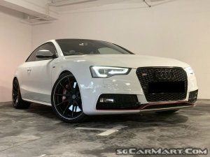 Audi S5 Coupe 3.0A TFSI Quattro S-Tronic