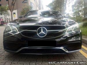 Mercedes-Benz E-Class E250 Edition E Sunroof