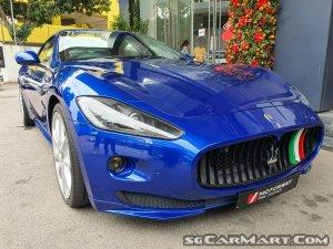 Maserati GranCabrio Sport 4.7A