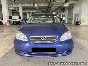 Toyota Corolla Altis 1.6A (COE till 04/2021)