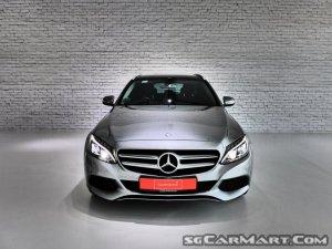 Mercedes-Benz C-Class C200 Estate