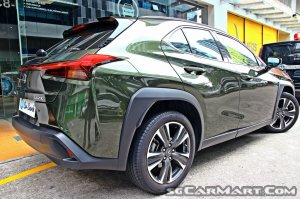 Lexus UX200 Executive