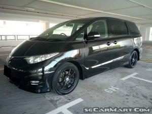 Toyota Estima 2.4A Aeras (COE till 03/2022)
