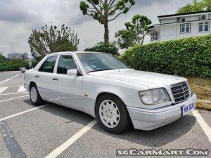 Mercedes-Benz E-Class E200 (COE till 04/2029)