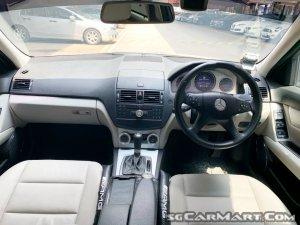 Mercedes-Benz C-Class C180K (COE till 01/2029)