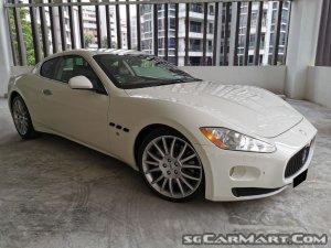 Maserati GranTurismo S 4.7A (COE till 04/2029)