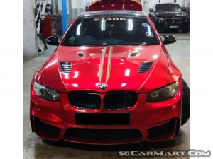 BMW 3 Series 335i Coupe Sunroof (COE till 08/2028)