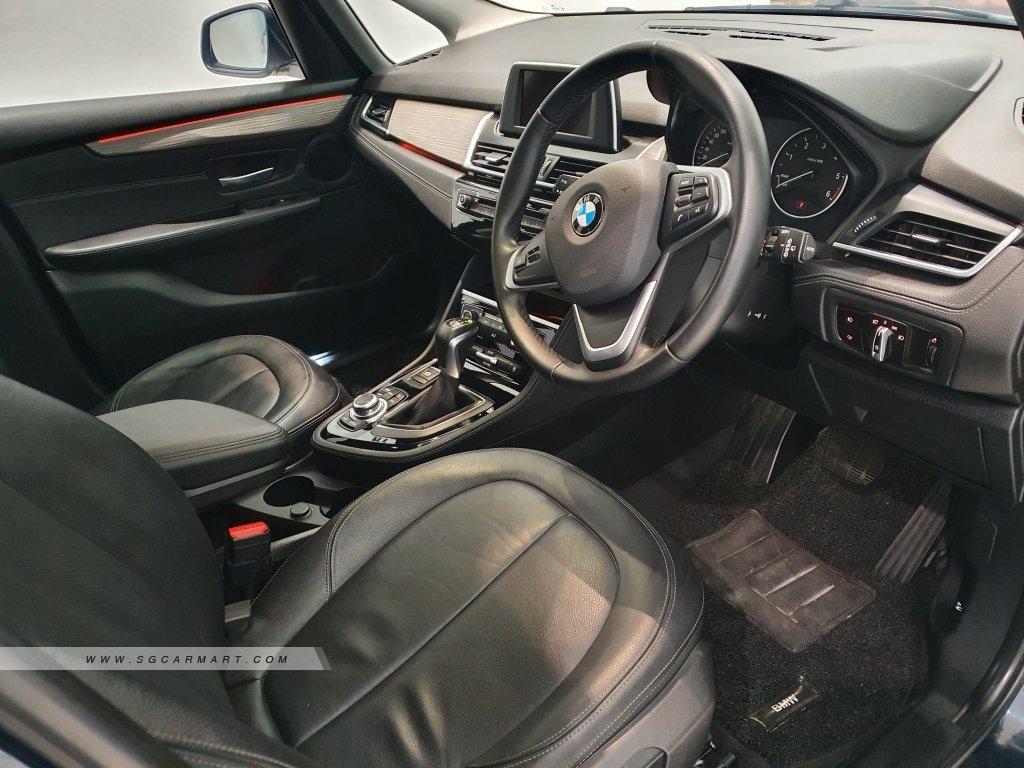 2015 BMW 216d Gran Tourer