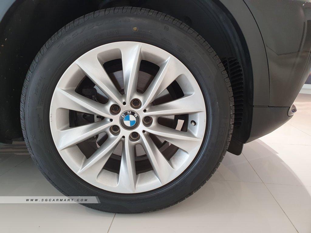 2014 BMW X3 xDrive20i Sunroof