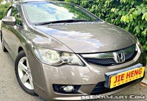 Honda Civic 1.8A VTi-S (OPC) (COE till 04/2030)