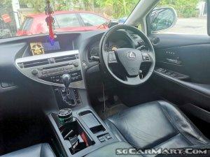 Lexus RX450h Hybrid (COE till 03/2029)