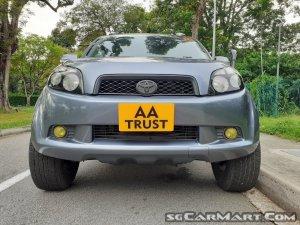Toyota Rush 1.5A X (COE till 06/2023)
