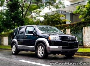 Honda Crossroad 1.8A L (COE till 03/2029)