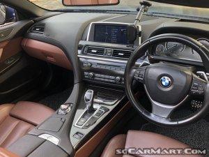 BMW 6 Series 640i Cabriolet (New 10-yr COE)
