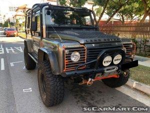 Land Rover Defender 90 Puma (COE till 01/2023)