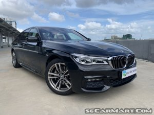 BMW 7 Series 730i M-Sport Sunroof