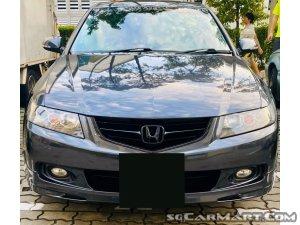 Honda Accord 2.0A (COE till 07/2022)