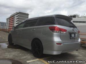 Toyota Wish 1.8A X (COE till 04/2030)