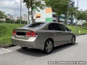 Honda Civic 1.8A VTi-S G (COE till 06/2026)