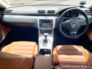 Volkswagen Passat CC 1.8A TSI (New 10-yr COE)