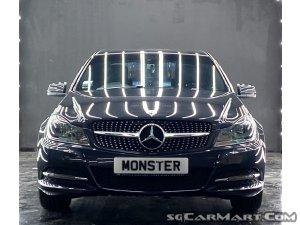 Mercedes-Benz C-Class C180 CGI