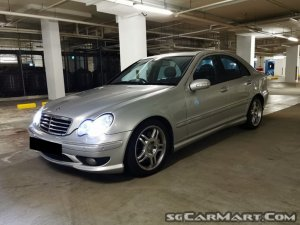 Mercedes-Benz C-Class C32 AMG (COE till 10/2024)