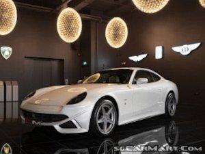 Ferrari F612S Scaglietti F1 (COE till 12/2025)