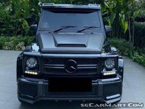 Mercedes-Benz G-Class G63 AMG