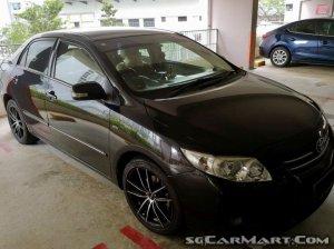 Toyota Corolla Altis 1.6A (COE till 08/2024)