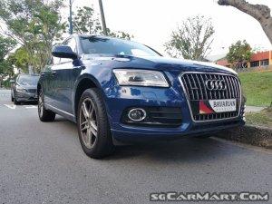 Audi Q5 2.0A TFSI Quattro