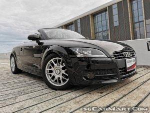 Audi TT Roadster 2.0A TFSI S-tronic (COE till 11/2028)