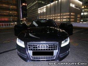 Audi A5 Sportback 2.0A TFSI Quattro (New 10-yr COE)
