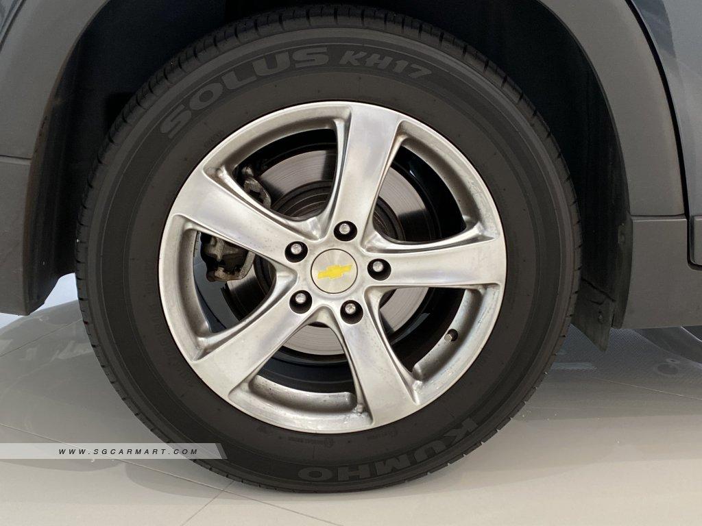 2017 Chevrolet Orlando 1.4A Turbo LS