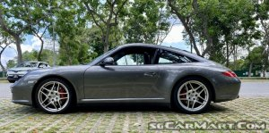 Porsche 911 Targa 4S PDK (COE till 08/2029)