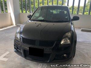 Suzuki Swift 1.2A XE (New 5-yr COE)