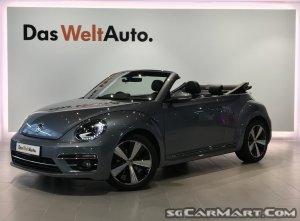 Volkswagen Beetle Cabriolet 1.2A TSI
