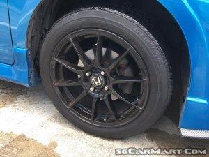 Honda Fit 1.3A Skyroof (COE till 09/2023)