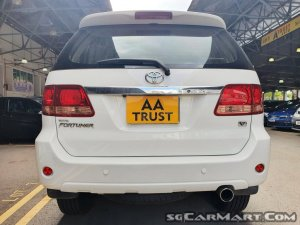 Toyota Fortuner 2.7A (COE till 03/2028)