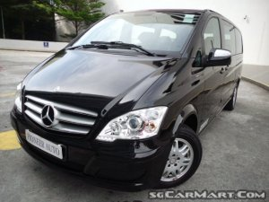 Mercedes-Benz Viano CDI Trend
